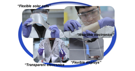Plastic Electronics Solar Cell